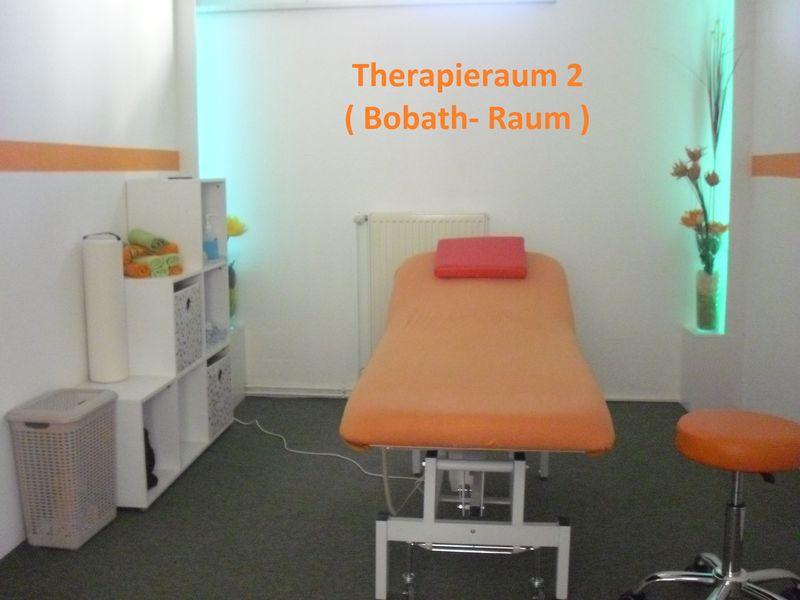 Therapieraum 2 (Bobath - Raum)