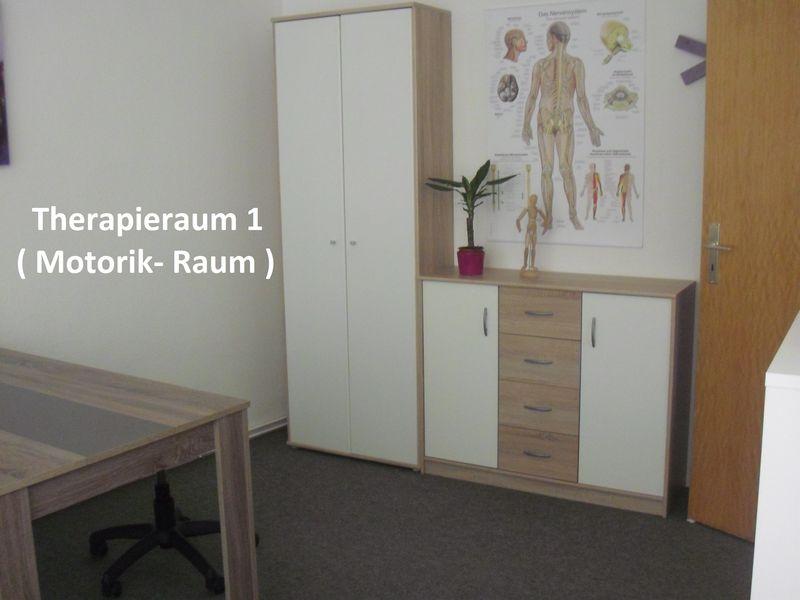 Therapieraum 1 ( Motorik - Raum )