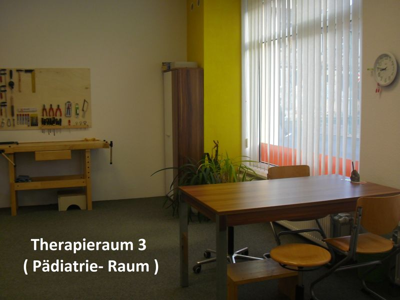 Therapieraum 3